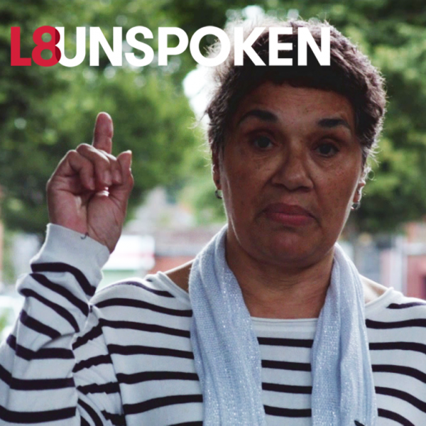 L8 Unspoken - Spoken word on film